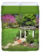 Sayen Garden Spring Duvet Cover