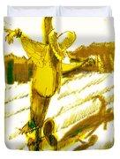Scarecrow Babysitter Duvet Cover