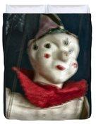 Scary Mary Duvet Cover