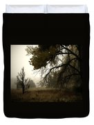 Scary Trees Duvet Cover