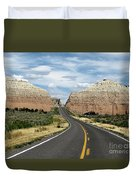Utah's Scenic Byway 12 - An All American Road Duvet Cover