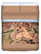 Scenic Canyon De Chelly  Duvet Cover