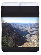 Scenic Grand Canyon Duvet Cover