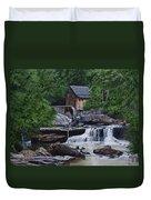 Scenic Grist Mill Duvet Cover