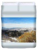 Scenic Vista Duvet Cover