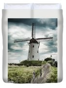 Schellemolen Windmill Duvet Cover