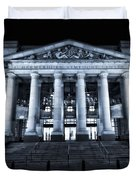 Schermerhorn Symphony Center Duvet Cover by Dan Sproul
