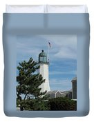 Scituate Light Five Duvet Cover