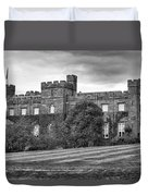Scone Palace Duvet Cover