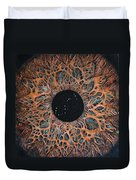 Scorpio Eye Constellation Duvet Cover