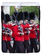 Scots Guards Duvet Cover