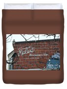Scratch Magoo's Wilmington De Duvet Cover