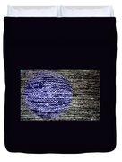 Screen Orb-23 Duvet Cover