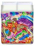 Scribble Duvet Cover