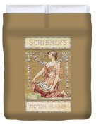 Scribners Fiction Number 1895 Duvet Cover