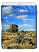 Scrubland Duvet Cover