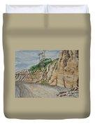 Sd Cliffs Duvet Cover