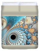 Sea And Sand Duvet Cover