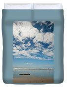 Sea And Sky 2 Duvet Cover