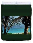 Sea Breeze Duvet Cover