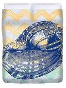 Sea Shell-c Duvet Cover