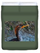 Sea Duck Duvet Cover