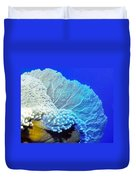 Sea Fans 7 Duvet Cover