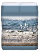 Sea Glitter Duvet Cover