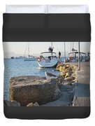 Sea Gull 1 Duvet Cover