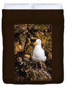 Sea Gull Duvet Cover