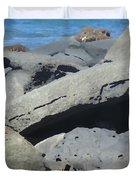 Sea Life 3 Duvet Cover