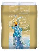 Sea Man Duvet Cover