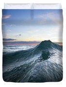 Sea Mountain Duvet Cover