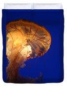 Sea Nettles V 2 Duvet Cover