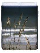 Sea Oats Duvet Cover