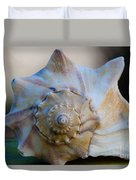 Sea Shell Duvet Cover