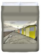 Seaford Beach  Duvet Cover