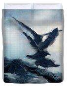 Seagull Grace Duvet Cover
