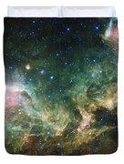Seagull Nebula Duvet Cover