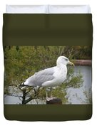 Seagull Outlook Duvet Cover