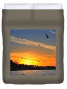 Seagull Serenity Duvet Cover