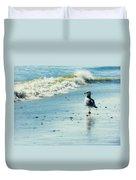 Seagull Stroll Duvet Cover