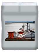 Seagulls Expression Duvet Cover