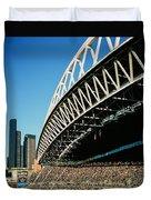 Seahawks Stadium 5 Duvet Cover