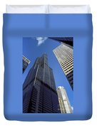 Sears Tower Duvet Cover