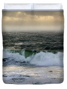 Seascape 1b The Sound  Duvet Cover