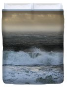 Seascape 2 The Sound  Duvet Cover