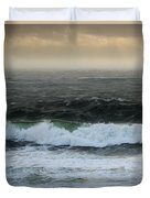 Seascape 3b The Sound  Duvet Cover