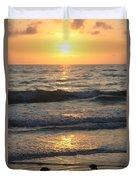 Seascape Delight Duvet Cover