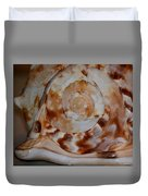 Seashell Abstract 5 Duvet Cover